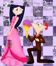 Isabella quedarse con Phineas by maahvictal