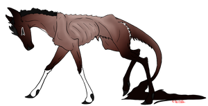 Timbre | Stag | Blackwood: DECEASED. by Hydrawxide