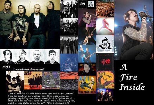 My Afi desktop by Lady-Aerius