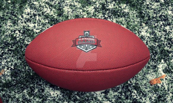 Playmakers Football-Camp Berlin 03 - Gameball by BLOOD4you