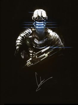 dead space by loundraw