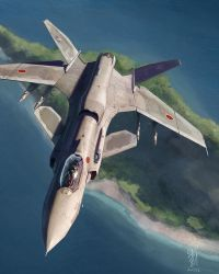 Pacific Thunder by pvtskwerl
