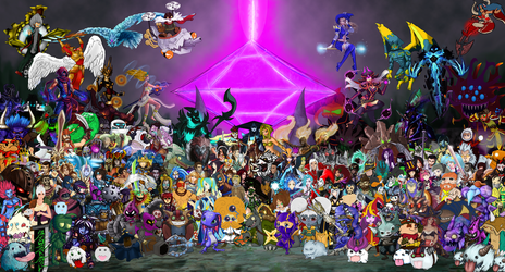 Welcome to the League of Legends Art Collab 2013 by aftertaster7