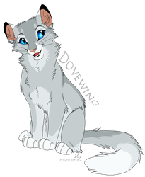 Dovewing by Nightrizer