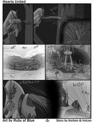 Hearts United - Page 5 by RubyofBlue