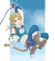 Love letter from Zidane / FF IX by CoffeeCat-J