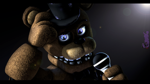 Unwithered freddy by Odrios