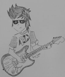 rock star by budoxesquire