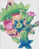 Fiesta: Maractus and Ludicolo