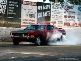 Smokin Stang by Swanee3