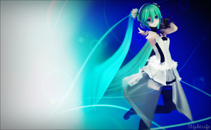 Miku Hatsune type-2020 by ElyStrife