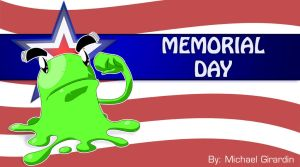 Goo Memorial Day by Gx3RComics