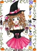 Happy Halloween 2008 by Nisai