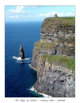 the cliffs of moher 2 by natasha-marie