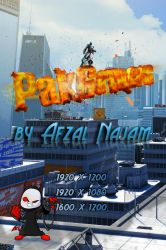 PakGamers Fire by AfzalivE