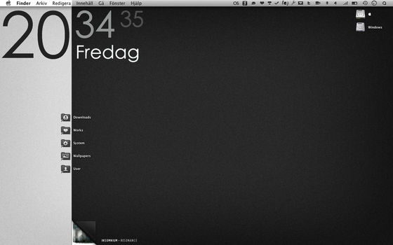 Desktop 25 Sep 09 by Muscarr
