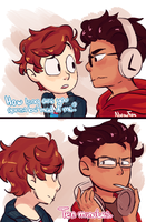 BMC - How long are you gonna be mad? by naeginopins