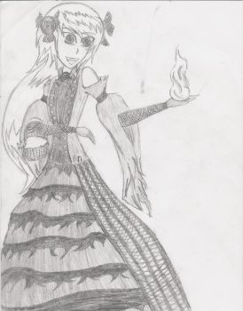 Contest Entry: CHISA by AllieWay