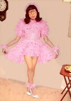 Frilly Sissy by brielivingston