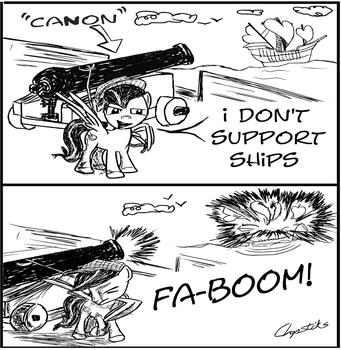 Canon Cannon by Chopsticks-Pony