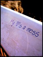 Heart's a Mess by x-louisee-richo-x