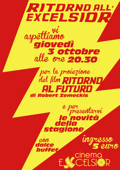 Ritorno all'Excelsior by Domaster