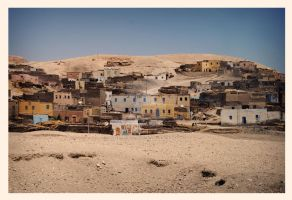 Houses of Luxor Valleys by she-sins