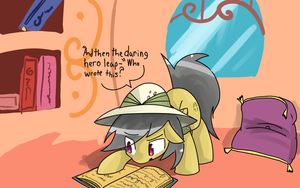 Daring Do by ACharmingPony