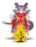 Magic Example: Incinerate by Ascynd