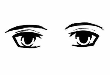 Manga Eyes by alyssa800900