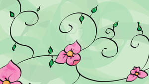 Flowers and Vines by Nailkita
