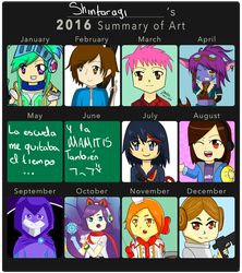 Summary 2016 by Shintaragi