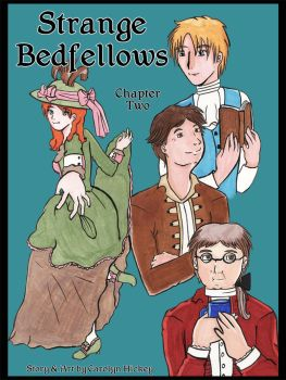 Strange Bedfellows Chp02 by DeviousDybbuk
