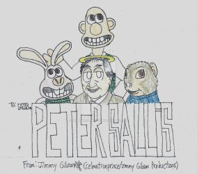 Peter Sallis Tribute by CelmationPrince