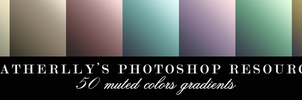 Muted Gradients by Heatherlly