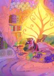 Morning In Ponyville by ThisCrispyKat