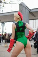Cammy White by GagaAlienQueen