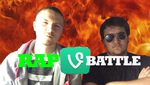 RAP BATTLE thumbnail by jayce793