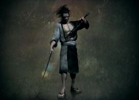 Manji, blade of the immortal by Brodus