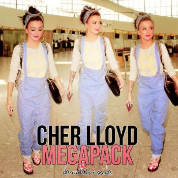 +Cher Lloyd MEGAPACK. by DanEditionss
