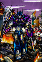 The Prime (Shattered Glass) by SoundBluster