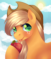 Apple Jack by Blisstox