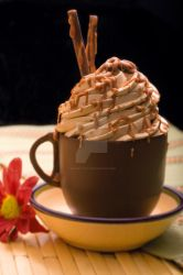 Chocolate Cup by dmlbrittany