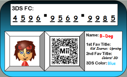 3DS ID by b-dog66