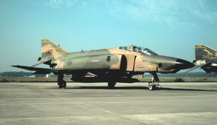 RF-4C in 'Wraparound' No. 6 by F16CrewChief