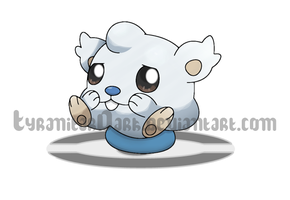 Lemming Fakemon by TyranitarDark