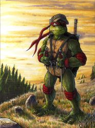 Future Raphael by Phraggle