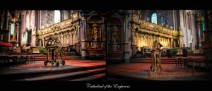 Cathedral of the Emperors 5 by calimer00