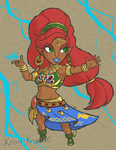 Urbosa by Know-Kname