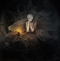 I of the mourning by AlexandraVBach